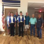Schulenburg American Legion accepting donation to assist with replacement of stage curtain