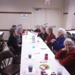 2015 Christmas Party - Knight and Catholic Daughters 1962