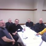 Red Rooster/Clergy Night - January 2016