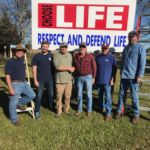 New Respect Life Sign